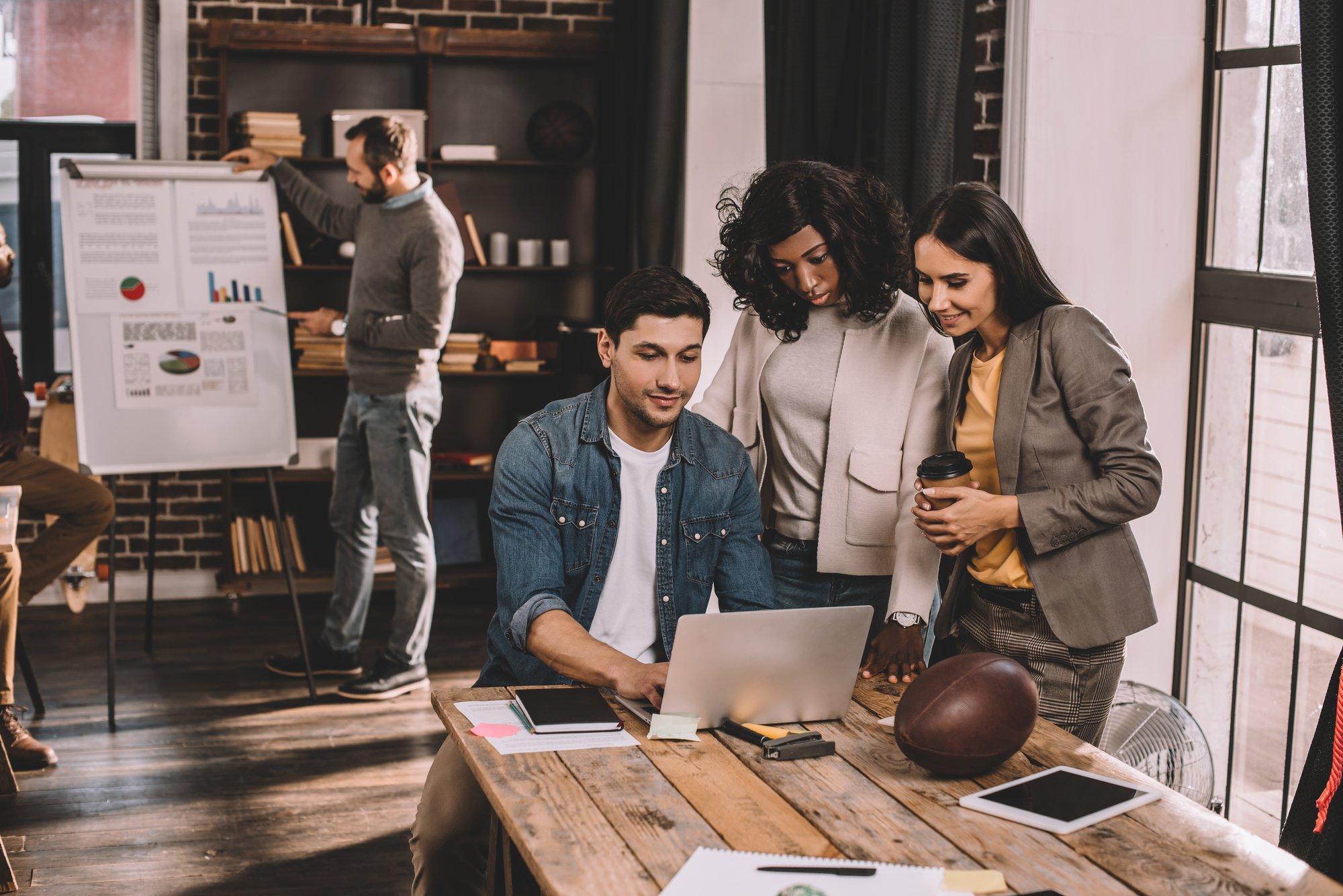 Entrepreneurship training growing a profitable business